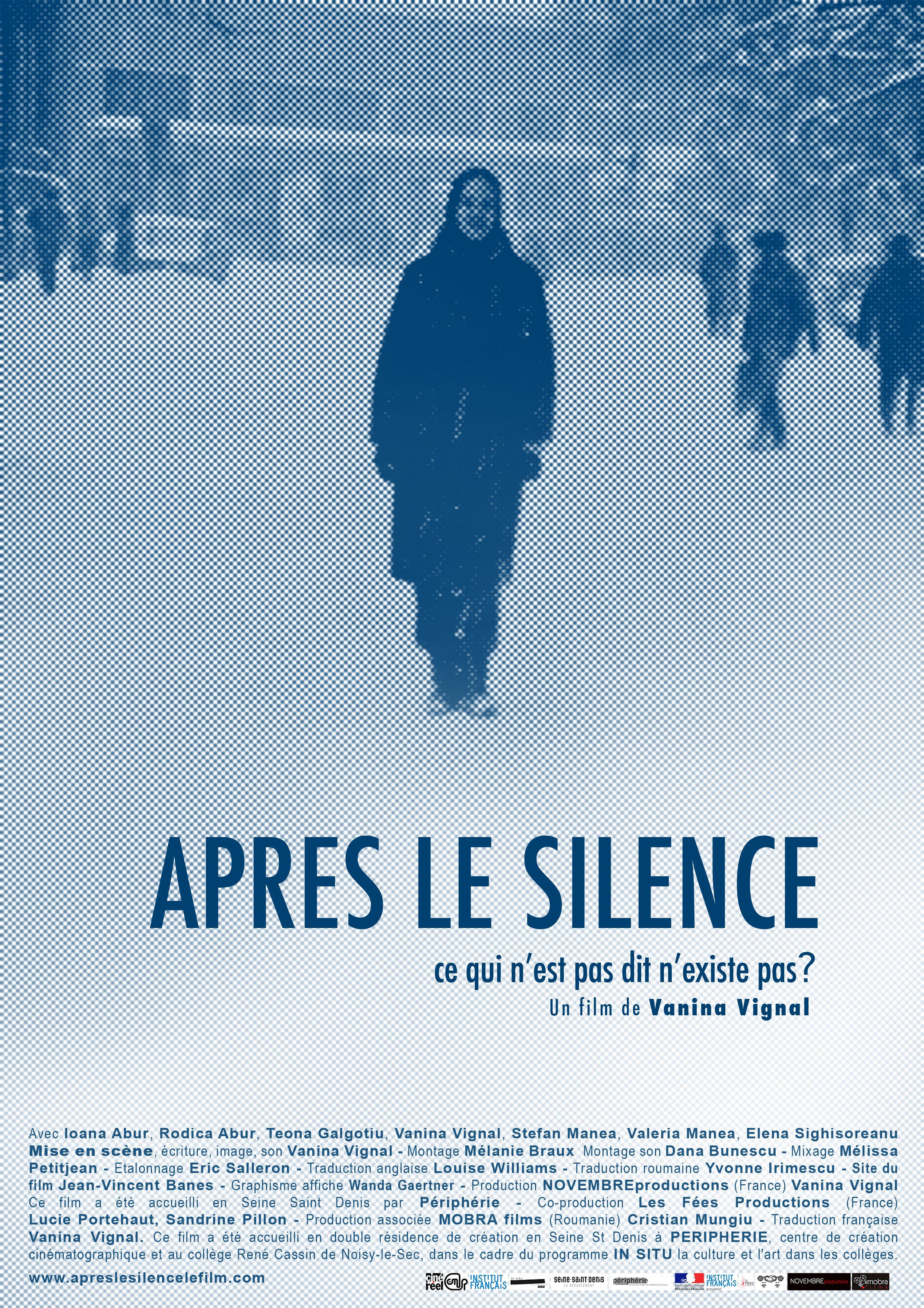Après le silence - After the silence - Vanina Vignal
